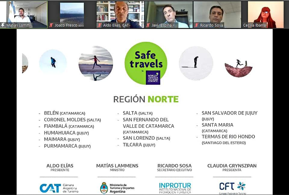 Safe traves municipios