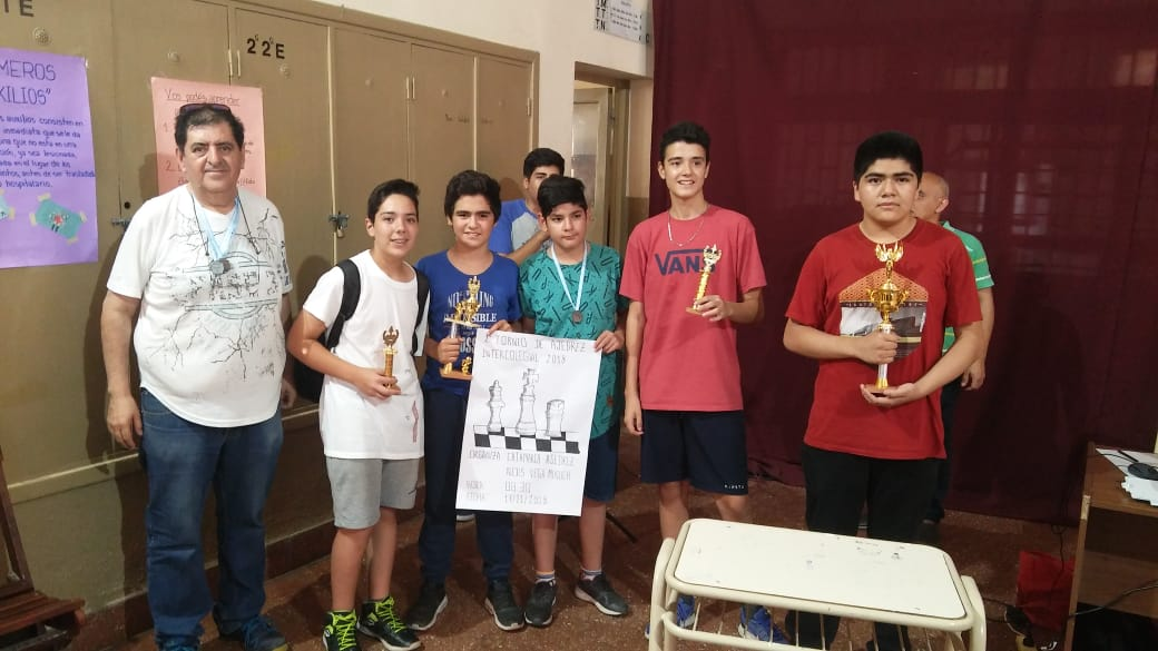 INTERCOLEGIAL PREMIOS (19-11-18)